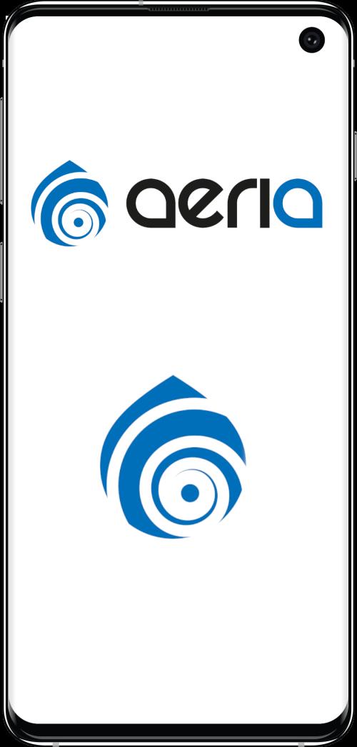 App mobile Aeria per controllo da remoto