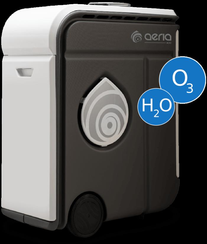Purifica h24 anche con ozono